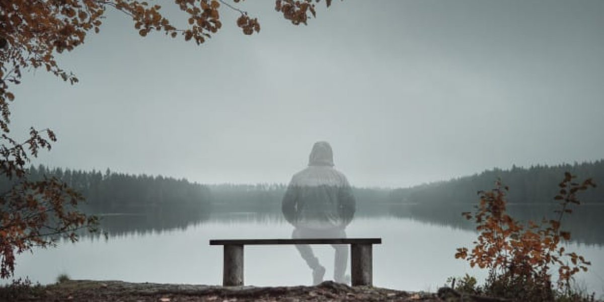 transparent-man-is-sitting-bench-looking-lake-back-view-autumn-theme_183270-63